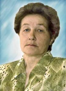 Шилова Людмила Григорьевна